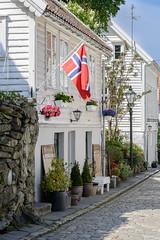 DSC_2587 (Øyvind Andersen) Tags: blue stavanger gamle reise rogaland unesco verenverdig arkitektur architecture norway norge noreg
