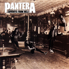 Cowboys From Hell by Pantera (Gabe Damage) Tags: puro total absoluto rock and roll 101 by gabe damage or arthur hates dream ghost