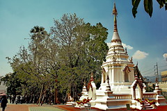"Chomtong Celebrations. (ol'pete) Tags: buddhistพุทธศาสนิชน chiangmai เชียงใหม่ chomtong จอมทอง elders'festival รดน้ำดำหัว makemerit ทำบุญ thailand ประเทศไทย เมืองไทย watphrathatsichomtong วัดพระธาตุศรีจอมทอง ""canoneos350d"" ""efs1855mm"" earthasia"