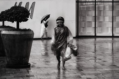 (a└3 X) Tags: street alexander black with blackwithe olympus streetphoto person blackandwithe monochrome streetphotography bw thailand thai