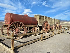 Death Valley National Park (PenangCA) Tags: deathvalleynationalpark california spring usa canon outdoor wagons 20teammulewagons history