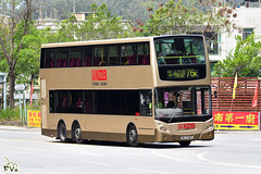 KMB Volvo B9TL 12m (Alexander Dennis Enviro 500 Bodywork) (kenli54) Tags: kmb kowloonmotorbus kowloonbus volvo volvob9tl b9tl b9 bus buses doubledeck doubledecker hongkongbus hongkong alexander adl dennis enviro e500 enviro500 avbe avbe35 mu6285 76k