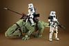 Sandtrooper and Dewback (LEGO 7) Tags: sandtrooper dewback starwars lego moc