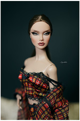 Irina-OOAK Poppy Parker (AlexNg & QuanaP) Tags: makeover by quanap available etsy wwwetsycomshopaquatalis