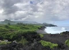 View from Pointe de Langevin, Reunion (p.bjork) Tags: langevin reunion beach green