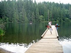 Battleground Lake (Washington State) (PDX Bailey) Tags: dock battleground washington explore