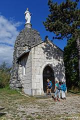 Notre Dame de la Montagne - Yenne - Savoie (Lumières Alpines) Tags: didier bonfils dgoodson goodson73 yenne saint genix sur guiers compostelle st jacque rhone rando