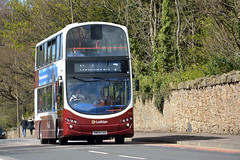 326 (Callum's Buses and Stuff) Tags: sn09cvg lothianbuses lothian bus edinburgh edinburghbus madderandwhite madderwhite madder mader 26 red clermiston b9tl geminib9tl busesb9tl babertonb9tlvolvo volvo
