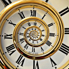 zeitspirale-2 (eduard43) Tags: zeit time uhr clock watch 2018 digiart art eb pscc