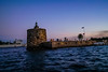 DSC01488 (Damir Govorcin Photography) Tags: fort denison sydney harbour golden hoursunset water sea architecture wide angle natural light zeiss 1635mm sony a7rii ship sky