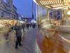 Piazza Navona - Rome (Of Light & Lenses) Tags: rom rome piazzanavona christmas befana ancientcity favoriteplace roma renaissance rinascimento olympus mzuiko nightlife christmasfair carousel karusell mzuiko2012mm nightlights amazinglights lightsinmotion