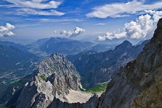 Zugspitze (2962m), Tirol - Austria (0591)