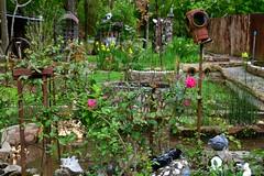 Paradise Garden 41 (Krasivaya Liza) Tags: paradisegarden paradise garden gardens howardfinster howard finster folk art artist junk junkyard kitsch funky fun folksy artistic mosaic summerville ga georgia