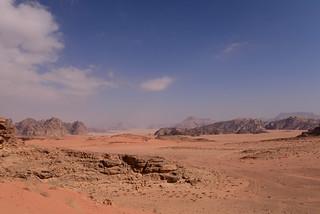 Wadi Rum Desert, Jordan, January 2018 789