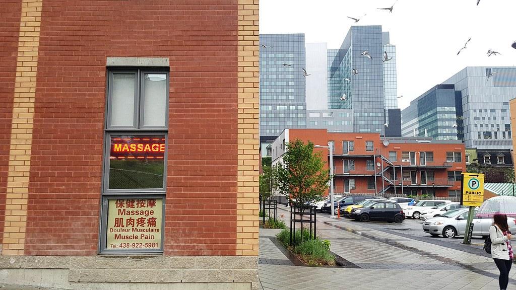oriental sex montreal Massage