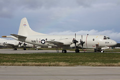 NP-3C Orion 158204 '204' VX-20 (Mark McEwan) Tags: lockheed p3 np3c orion 158204 vx20 airtestandevaluationsquadrontwenty airtevrontwozero unitedstatesnavy usnavy usn rafkinloss kinloss jointwarrior aviation aircraft airplane military