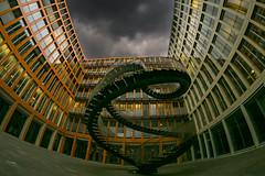 Infinity II (MyMUCPics) Tags: münchen munich bayern bavaria 2018 mai may deutschland germany architektur architecture design abstrakt abstract kpmg westend drausen exterior outdoor stadt city modern