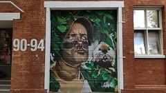 Ling... (colourourcity) Tags: streetart streetartnow graffiti graffitimelbourne burncity awesome colourourcity nofilters melbourne streetartaustralia ling linger id innerdemons billymurray caddyshack snobsvstheslobs