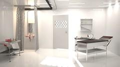 Doc's room (Jean-Luc S) Tags: 3d maya machine13 photoshop