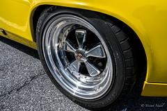 Porsche 914-6 Rear Wheel (tspottr723) Tags: porscheclubofamerica porsche 914 9146 fuchs wheel tire hershey pa 2018 pennsylvania car show pca nikon d500 18200 swap meet