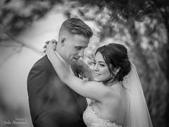 Bek & Dom (johnnewstead1) Tags: wedding weddingday weddingphotographer weddingphotography bride brideandgroom love simonwatsonphography johnnewstead olympus em1 mzuiko whitedovebarns ellough beccles suffolk blackwhite blackandwhite monochrome bokeh