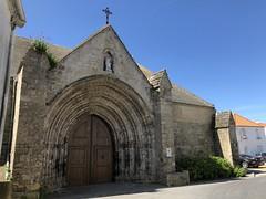 Eglise Saint-Philbert - Beauvoir-sur-mer (stefff13) Tags: eglise saintphilibert beauvoirsurmer
