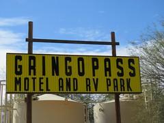 Gringo Pass (jimsawthat) Tags: motel rvpark plasticsign lukeville arizona bordercrossing