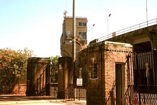 Press Box, City Park Stadium