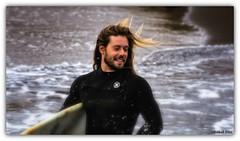 Luis (ℝakel_ℰlke ﴾͡๏̯͡๏﴿) Tags: rakel elke raquel rakelelke rachel rakelmurcia españa spain espagne europa europe fotografía fineart photo photography nikon nikond300s d300s nikkor70–300mm objetivo70–300 louis luis surfista mar portrait retrato sea mediterraneansea surf