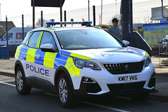 KM17 VKG (S11 AUN) Tags: merseyside police peugeot 3008 4x4 demo demonstrator local response policing unit incident vehicle 999 emergency km17vkg