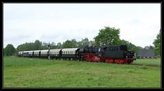 1/18 VSM 50 3654-6 - Lieren, 10-05-2018 (dloc567) Tags: vsm veluwschestoomtreinmaatschappij lieren beekbergen trein zug zuch train br50