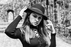 Sans Masque (teltone) Tags: whalley gothic lancs uk model canon aperture abbey summer 2018 fun shoot photography portrait england