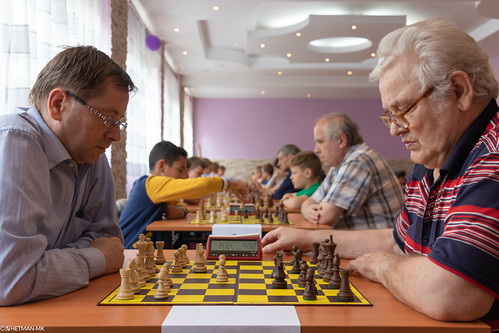 Grand Prix Spółdzielni Mieszkaniowej V Turniej-94