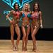 Bikini A – 2nd Rania Foudail 1st Lisa-Marie Mellatti 3rd Joelle Guibault Tourigny