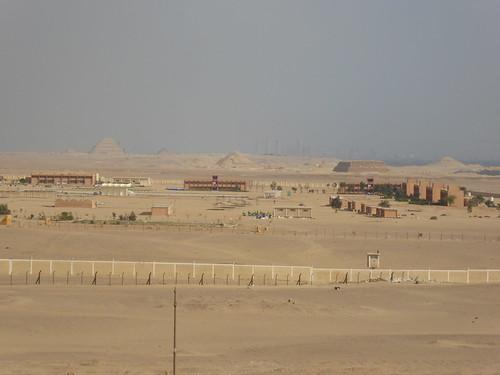 Pyramids of Saqqara & Dahshur