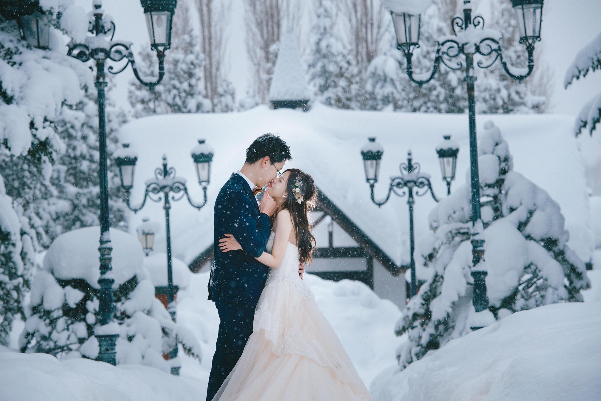 東法, Donfer, Donfer Photography, EASTERN WEDDING, 海外婚紗, 北海道婚紗, Hokkaido