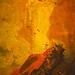 detail 3 - Eruption of Vesuvius - Pierre-Jacques Volaire