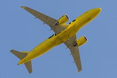132/365  Spirit Airlines Airbus A320-271N  N905NK