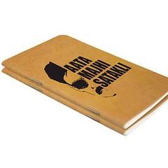 Aata Majhi Satakli Singham Kraft Scratch Pad (PrintstopIndia) Tags: printing digitalprinting onlineprinting offsetprinting branding promotion kraftscratchpad