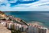 Bahía de Alicante (Juandalfweb) Tags: alicante alacant mediterraneo mediterranean sea cape cabodelashuertas
