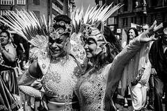 Images on the run... (Sean Bodin images) Tags: streetphotography streetlife strøget seanbodin streetportrait københavn karneval citylife copenhagen candid city citypeople children carnival gravid pregnant