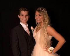 Timpview High School Prom Couple (aaronrhawkins) Tags: prom couple teenager teen princess boy girl suit dress dance date jackson anna timpview highschool senior provo utah tradition pose smile happy kids aaronhawkins