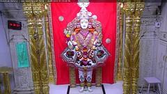 Ghanshyam Maharaj Sandhya Darshan on Fri 18 May 2018 (bhujmandir) Tags: ghanshyam maharaj swaminarayan dev hari bhagvan bhagwan bhuj mandir temple daily darshan swami narayan sandhya