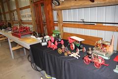 Newfane 066 (71) (swi66) Tags: dunkirk hit miss motors diesel cannons farm tractor john deere antique historical