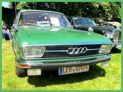 Audi 100 S, 1971 (v8dub) Tags: audi 100 s 1971 allemagne deutschland germany german niedersachsen pkw voiture car wagen worldcars auto automobile automotive youngtimer old oldtimer oldcar klassik classic collector osterholz scharmbeck