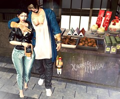 POST ★☆ 1K281★☆ (♕ Xaveco Mania - Jhess Yoshida ♕) Tags: besom ascend ncore theowl collabor88 treschic secondlifephotography secondlifeblog secondlife love couple event