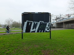Graffiti (oerendhard1) Tags: graffiti streetart urban art vandalism illegal rotterdam oerendhard ons