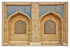 Bukhara UZ - Naqshbandi-Komplex 02 (Daniel Mennerich) Tags: silk road uzbekistan bukhara history architecture naqshbandikomplex