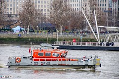 Fire rescue Boat London England 2018 (seifracing) Tags: london fire brigade boat england 2018 rescue seifracing spotting services security europe emergency recovery road traffic ambulances accident uk urgence seif officers photography