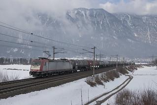 A Beacon Rail 185 591-5 Langkampfen 21-02-2018